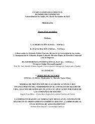 CUARTAS JORNADAS CHILENAS DE DERECHO COMERCIAL ...