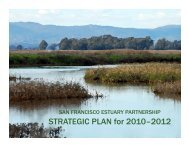 STRATEGIC PLAN for 2010–2012 - San Francisco Estuary ...