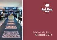Akzente 2011 - Park Plaza Trier
