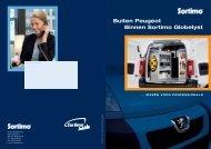 Buiten Peugeot Binnen Sortimo Globelyst - Ellermeyer