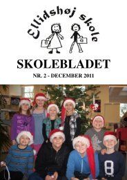 December 2011 - Ellidshøj Skole