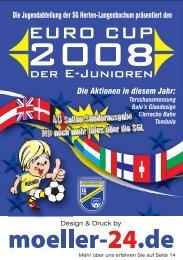 Programmheft 2008 - SG 1928 Herten-Langenbochum eV ...