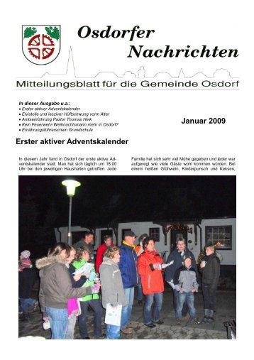 ON Januar 2009 NEU .pub - Osdorfer Nachrichten