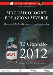 12 Gennaio - Azienda Complesso Ospedaliero San Filippo Neri