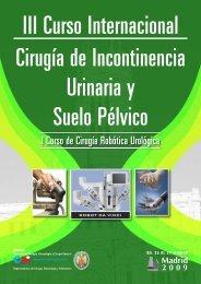 III Curso Internacional Cirugía de Incontinencia Urinaria y Suelo ...