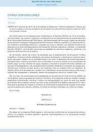 OTRAS DISPOSICIONES - Euskadi.net