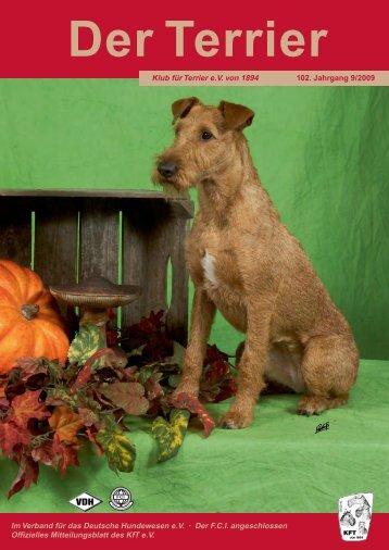 Der Terrier - Klub für Terrier e.V.