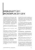Budsjett 2011 vedteke - Hordaland fylkeskommune - Page 7