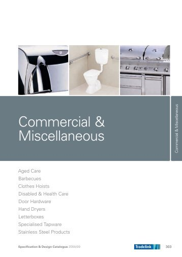 Commercial & Miscellaneous - Mico Design