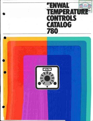 FENWAL Temperature controls - Ultimheat