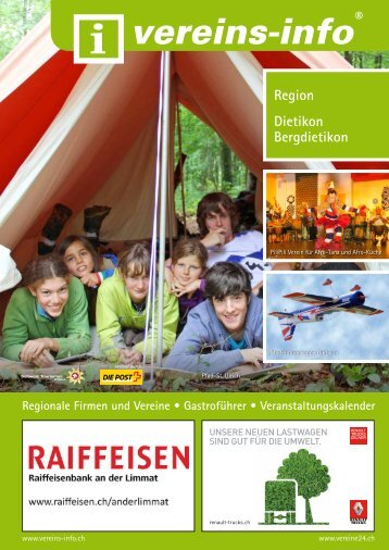 Download PDF - Vereins-info