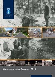Graveinstruks for Drammen 2013 - Drammen kommune