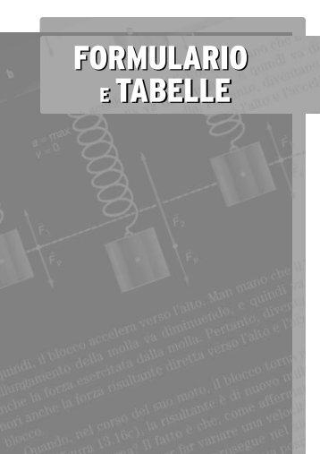 formulario e tabelle formulario e tabelle - McGraw-Hill Informatica
