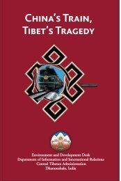 China's Train, Tibet's Tragedy (2009)