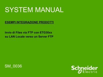 Download SM0036.pdf - Schneider Electric