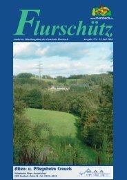 Ausgabe 174 vom 12.07.2008 - Gemeinde Morsbach