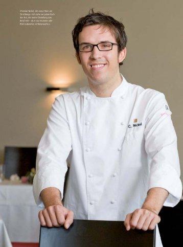 Christian Nickel, der - Schweizer Hoteljournal