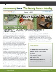 HERE - Manitoba Heavy Construction Association