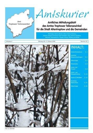 linus wittich kg verlag + druck - Stadt Altentreptow