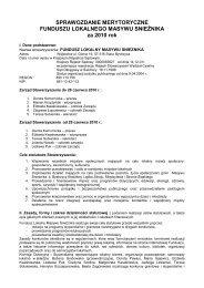 sprawozdanie merytoryczne 2010.pdf - Wyszukiwanie Organizacji ...