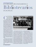 ago - Dirección General de Bibliotecas - Consejo Nacional para la ... - Page 5