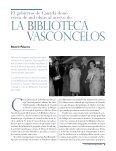 ago - Dirección General de Bibliotecas - Consejo Nacional para la ... - Page 6