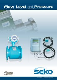 Flow Level Pressure_English - Reciprotor A/S