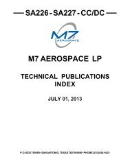 Technical Publications Index - Elbit Systems of America