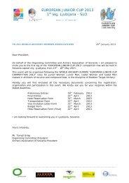 Invitation - european junior cup 2013.pdf - Emau
