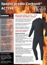 CarbonX TK-60 1/2