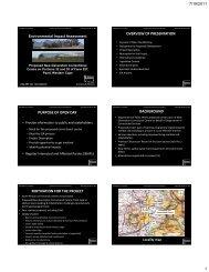Open Day Powerpoint presentation handout (20 July 2011)
