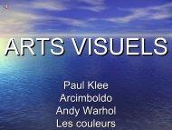 A la manière de Paul Klee - i-profs.fr