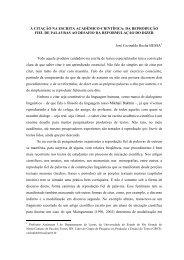 A CITAÇÃO NA ESCRITA ACADÊMICO-CIENTÍFICA: DA ...