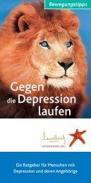 Gegen die Depression laufen - Lundbeck