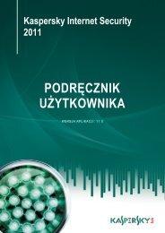 Kaspersky Internet Security 2011 - Podręcznik użytkownika - antywirus