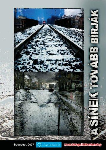 A sínek tovább bírják