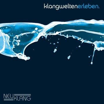 NEUKLANG Catalogue - Bauer Studios