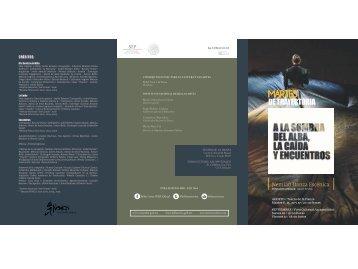 A la Sombra del Alba, La Caída y Encuentros - Coordinacion ...