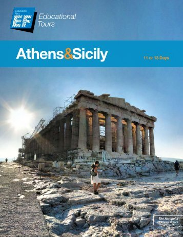 Athens&Sicily - EF Educational Tours