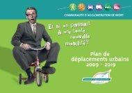 Le PDU approuvé - Communauté d'Agglomération de Niort