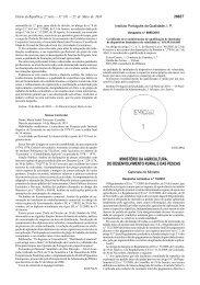 Despacho normativo n.º 13/2010 - Diário da República Electrónico