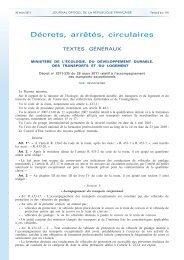 Journal officiel de la République française - N° 75 ... - Sécurité routière