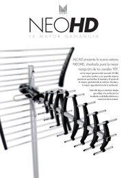 antena neo hd - Alcad