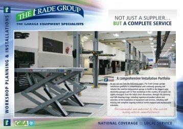 Download The TGE Workshop Planning Brochure - Trade Garage ...
