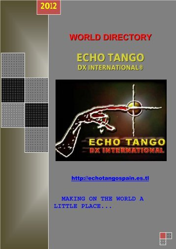 echo tango dx international® management team