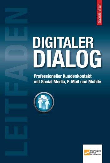 Digitaler Dialog - Ich sag mal