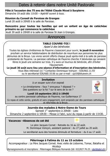 Rencontres dans le canton de Vaud avec Celibataire.ch