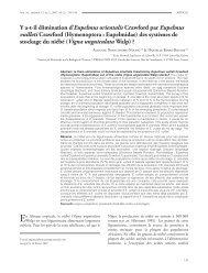 PDF (107 kb.) - Laboratoire de Zoologie