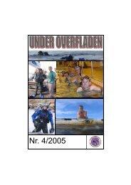 Under Overfladen 4 Årgang 2005