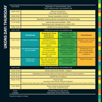 BOPA Provisional programme 2011 v2.indd - eventsInteractive ...